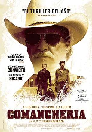 Comanchería (Hell or High Water)