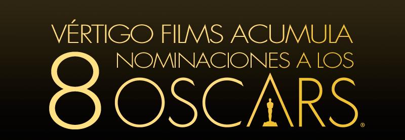 8 nominaciones a los oscars