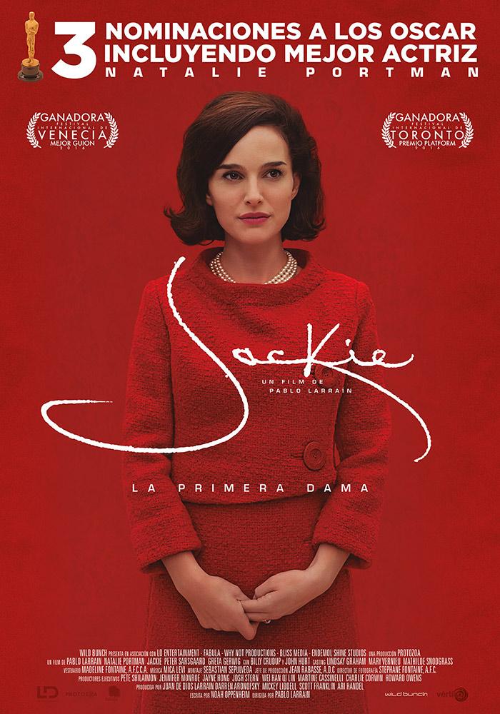 Jackie póster