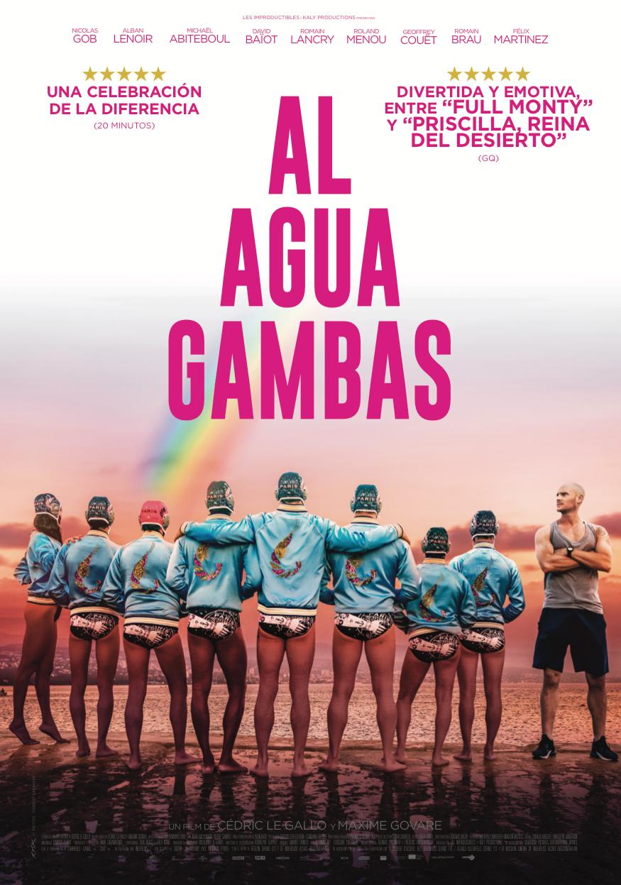 Hasil gambar untuk Â¡Al agua gambas!